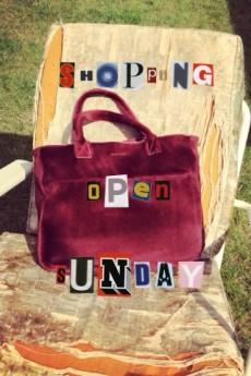 Shopping Open Sunday