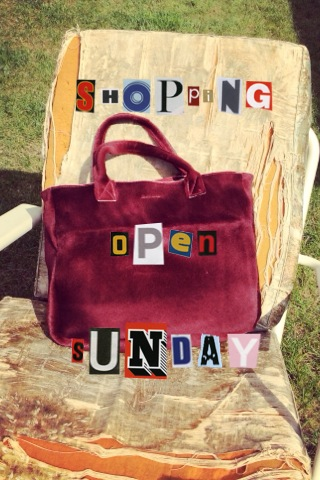 Shopping Open Sunday