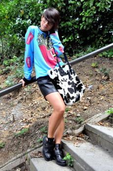 Una nostra creazione segnalata sul Fashion Blog ToBeMe