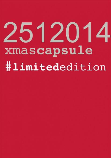 La collezione XMAS CAPSULE segnalata sul blog della Pina