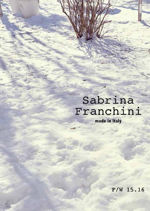 Sabrina Franchini Collezione Autunno-Inverno 2015-2016 – ARTISANAL