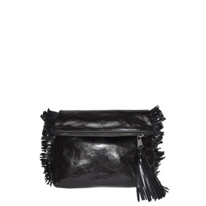 Stupid-clutch-black-mirrored-fronte