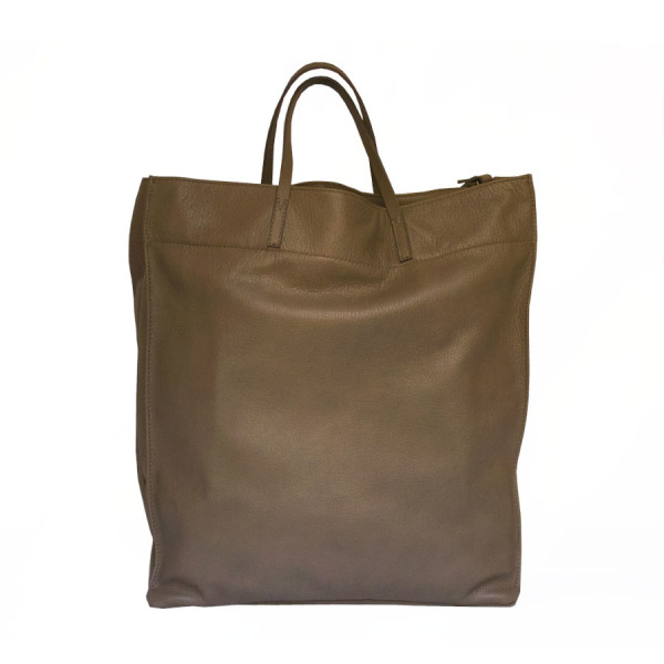 marketbag-taupe-fronte